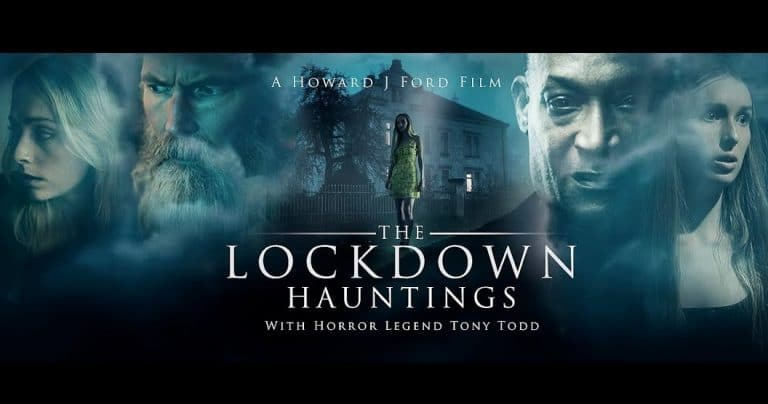 Trailer: The Lockdown Hauntings (2021)