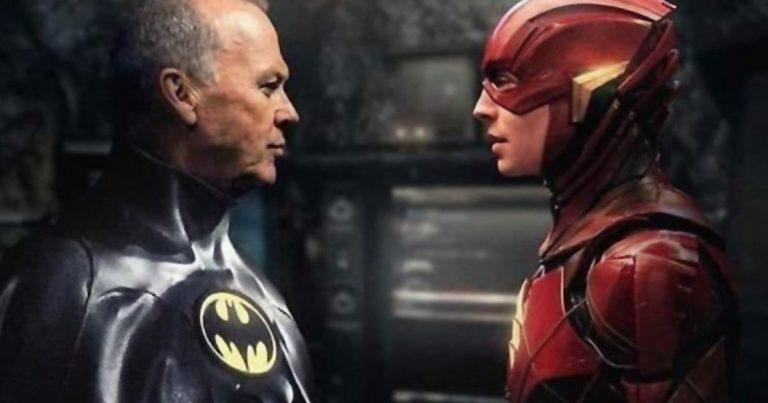Michael Keaton službeno se vraća kao Batman u The Flash