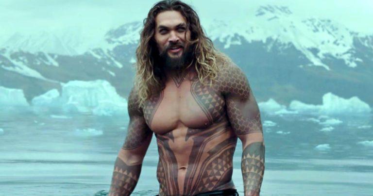 Aquaman zvijezda Jason Momoa pokazao prljavu sliku tuširanja na Instagramu