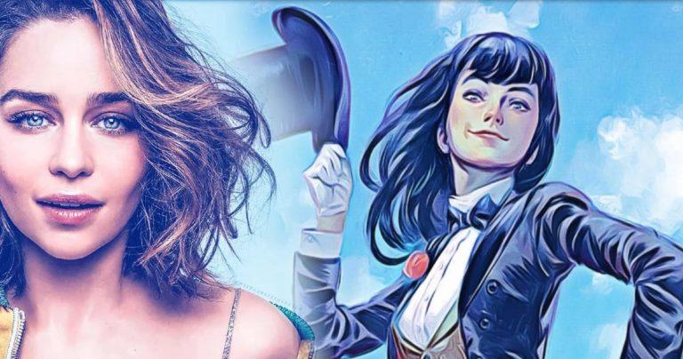Game of Thrones zvijezda Emilia Clarke mogla bi se pridružiti DCEU u velikoj superherojskoj ulozi