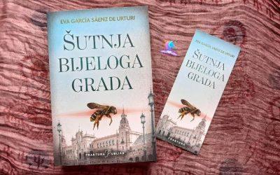 Recenzija knjige: Šutnja bijeloga grada (Trilogía de la Ciudad Blanca #1)