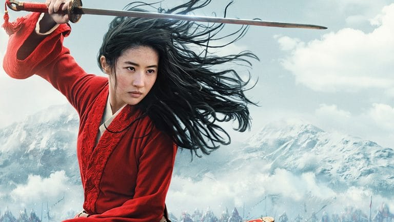 Recenzija: Mulan (2020)