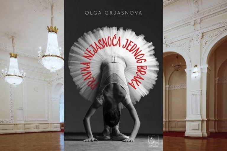 Iz tiska stigao novi roman Olge Grjasnove – Pravna nejasnoća jednog braka