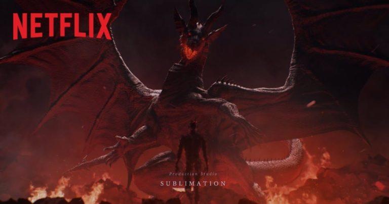 Trailer: Dragon's Dogma (2020-)