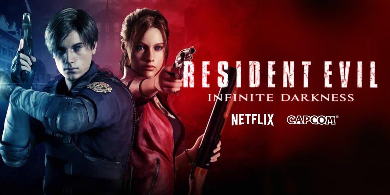 Trailer: Resident Evil: Infinite Darkness (2021)