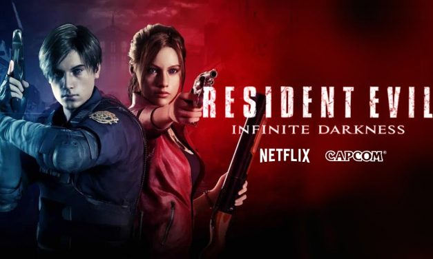 Trailer: Resident Evil: Infinite Darkness (2021)