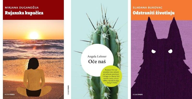 Naklada OceanMore predstavlja tri nova naslova