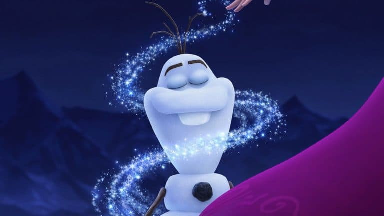 Trailer: Once Upon a Snowman (2020)