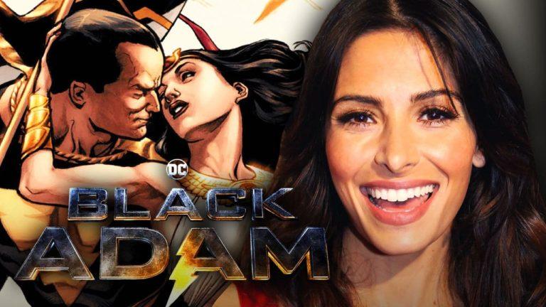 Sarah Shahi se pridružila Dwayne Johnsonu u filmu 'Black Adam' u ključnoj ulozi