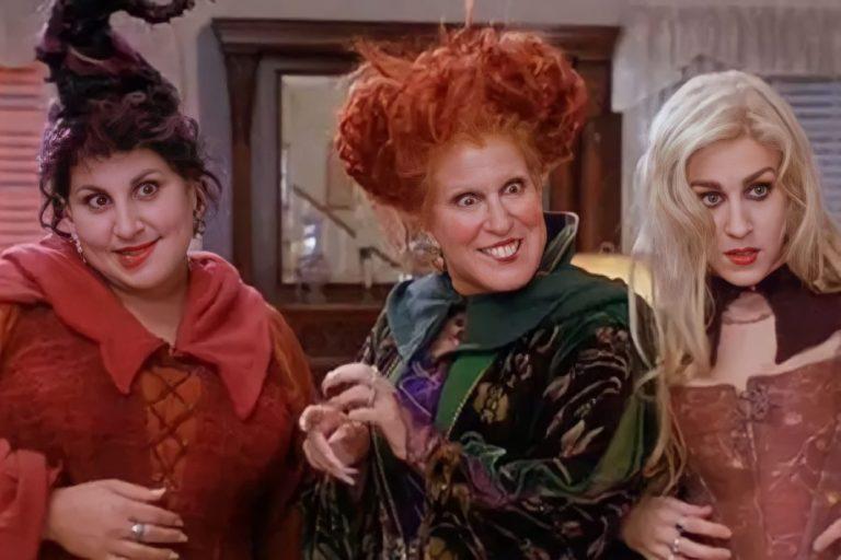 Tri poznate vještice iz filma 'Hokus Pokus' ponovno na okupu