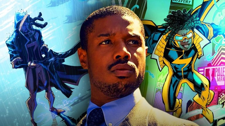 DC službeno razvija 'Static Shock' film sa Michael B. Jordanom kao producentom