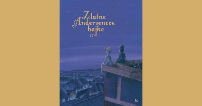 Raskošno izdanje Andersenovih bajki povodom 215. obljetnice rođenja
