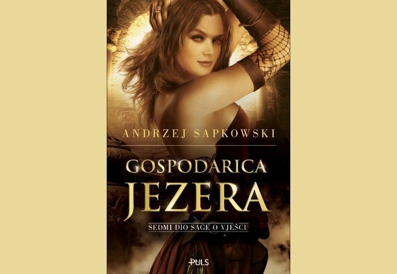 Sedmi nastavak Witcher sage stiže u knjižare!