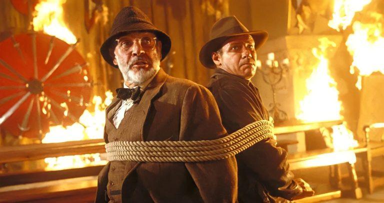 Harrison Ford se prisjetio Sean Connerya sa snimanja 'Indiana Jones and the Last Crusade'