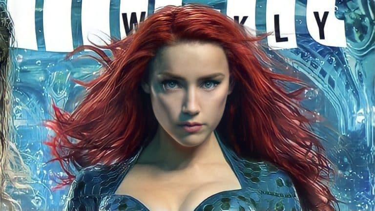 Amber Heard ne mari za kontroverze i kaže da će se vratiti u 'Aquaman 2'