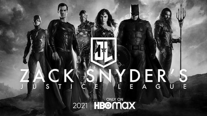Zack Snyder's Justice League: Objavljen novi crno-bijeli trailer