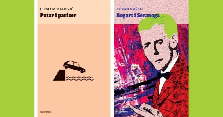 Naklada OceanMore objavila je dva izvrsna romana domaćih autora