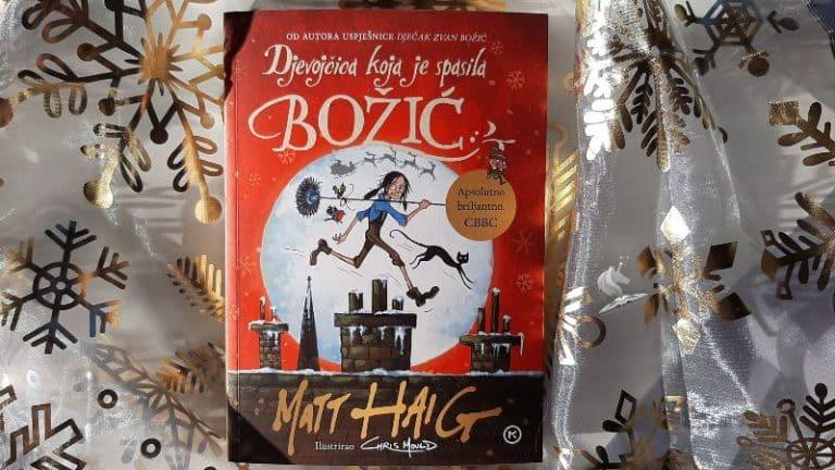 Recenzija knjige: Djevojčica koja je spasila Božić (Christmas #2)