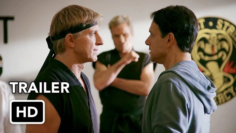Trailer: Cobra Kai (2018-), Sezona 3