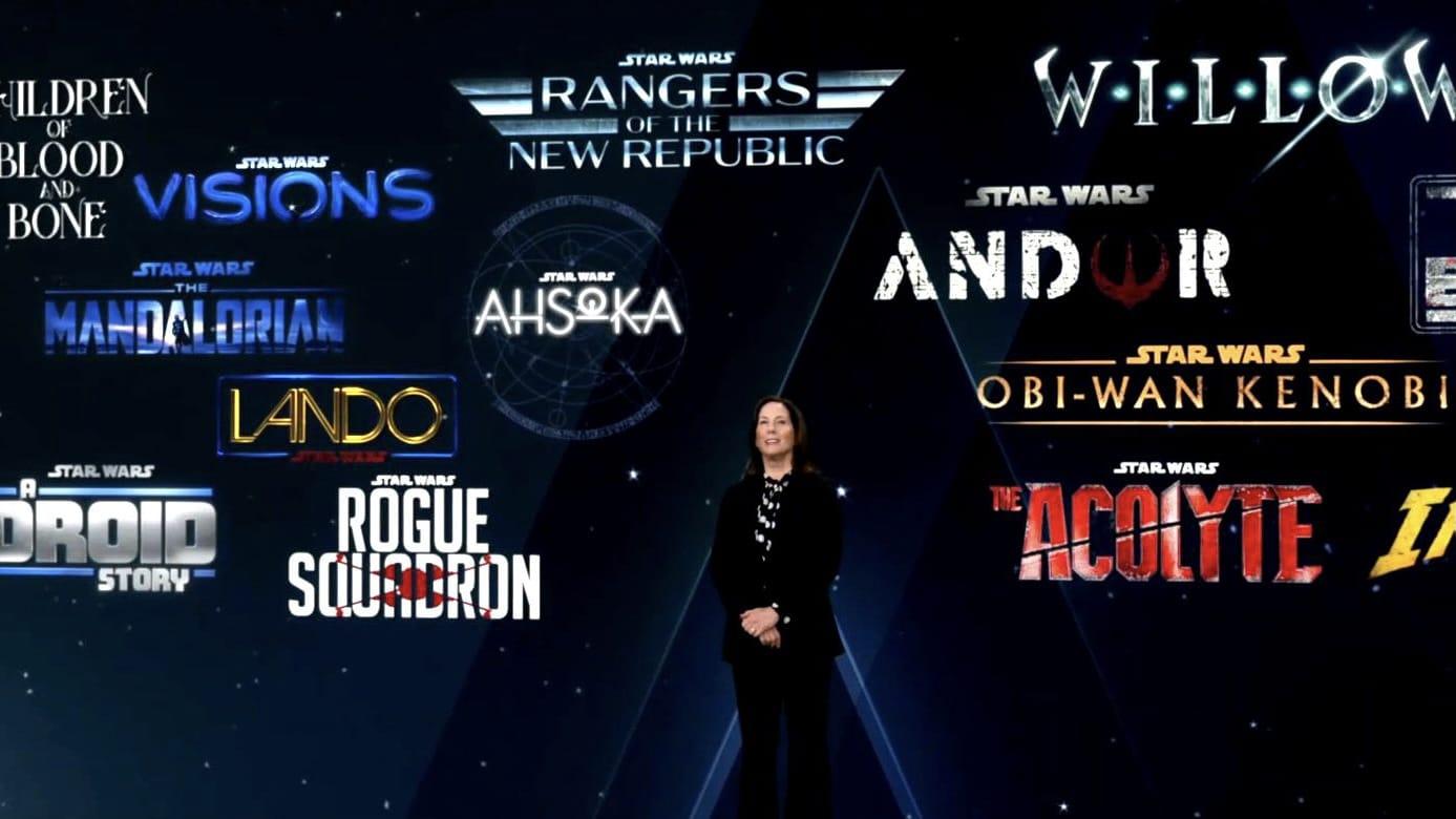 Disney službeno najavio DEVET novih STAR WARS serija i DVA nova filma!