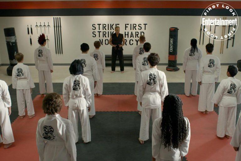 Izašao je teaser trailer za treću sezonu serije 'Cobra Kai'