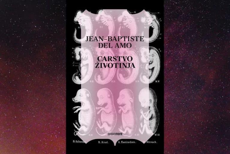 Naklada OceanMore je objavila nagrađivani roman Jean-Baptistea Del Amoa koji je kritika dočekala s oduševljenjem