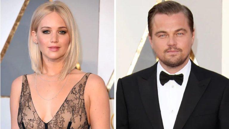 Jennifer Lawrence i Leonardo DiCaprio gotovo neprepoznatljivi na snimanju novog filma
