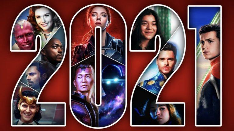 2021. će biti ubjedljivo najbolja MARVEL godina dosad!