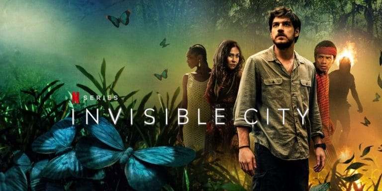 Trailer: Invisible City (Cidade Invisível) (2021-)