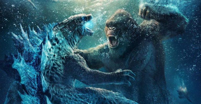 Trailer: Godzilla vs Kong (2021)