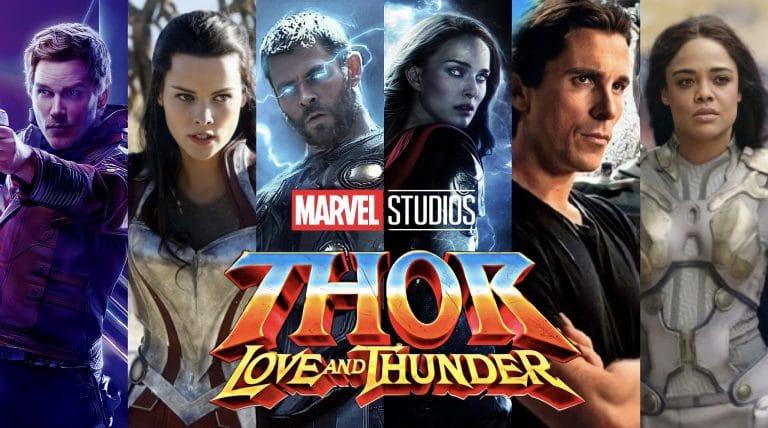 Svi dosad potvrđeni glumci za 'Thor: Love and Thunder'
