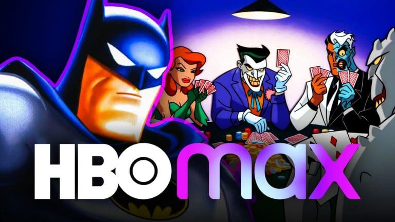 HBOMax želi nastaviti Batman animiranu seriju!