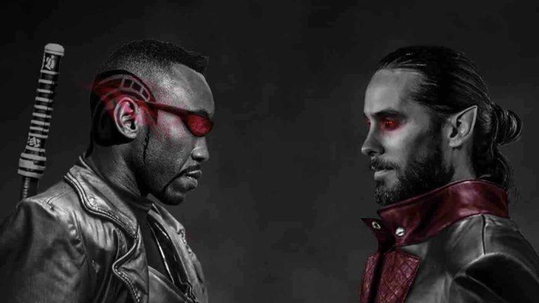 Jared Leto želi crossover Morbiusa i Bladea