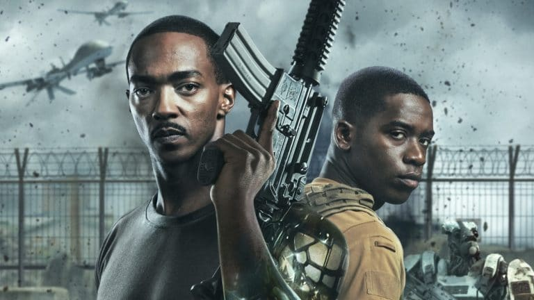 Trailer: Outside the Wire (2021)