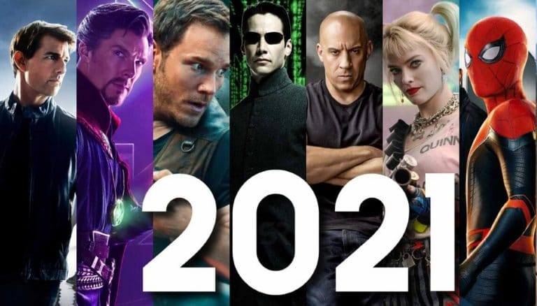 20 Najisčekivanijih filmova 2021!