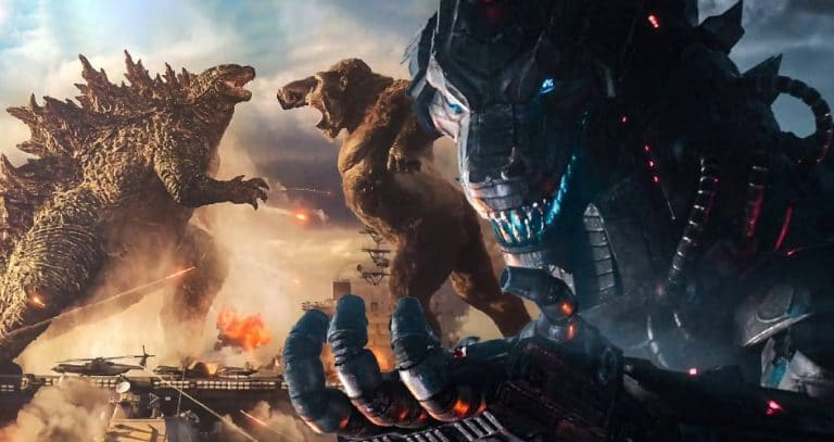 U 'Godzilla vs Kong' traileru skrivena i Mechagodzilla!
