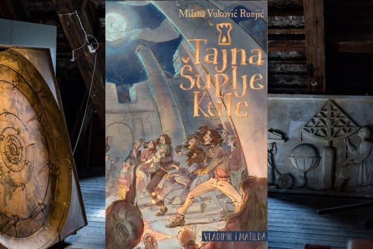 U izdanju Vuković&Runjić izašla je nova knjiga za djecu