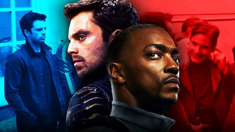 Trailer: The Falcon and the Winter Soldier (2021)