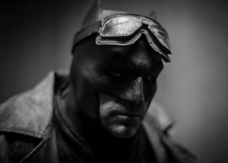 Zack Snyder's Justice League: Novi set fotografija pokazuje Knightmare Batmana, Meru i Jokera