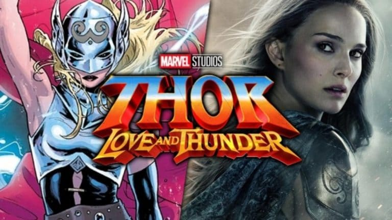 Prvi pogled na Natalie Portman na setu 'Thor: Love and Thunder'
