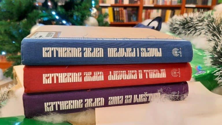 Recenzija knjige: Trilogija Zimska noć