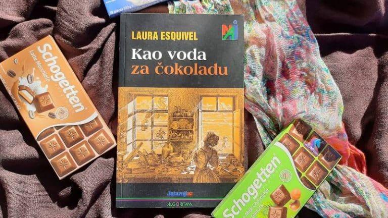 Recenzija knjige: Kao voda za čokoladu