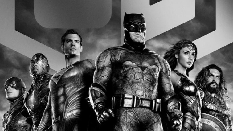 TRAILER: ZACK SNYDER'S JUSTICE LEAGUE (2021)