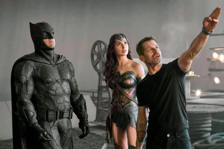Pogledajte kako je nastao 'Zack Snyder's Justice League'