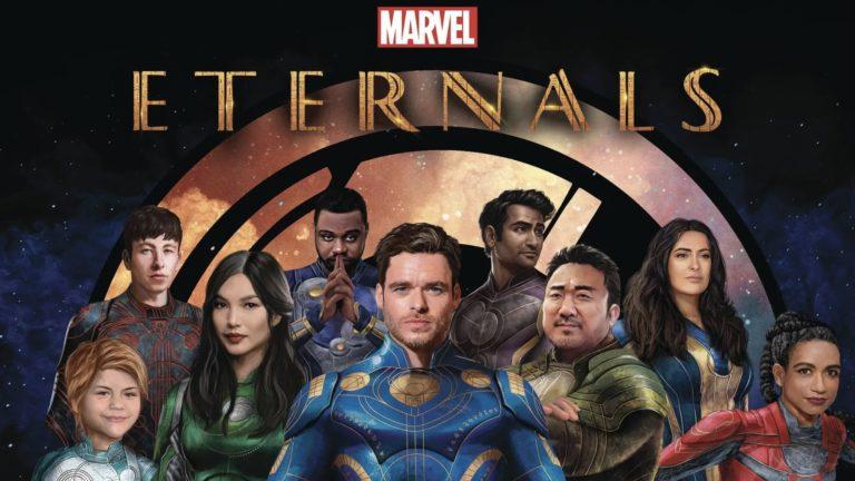 Marvel Eternals: Otkriven konceptualni pogled na Celestiale