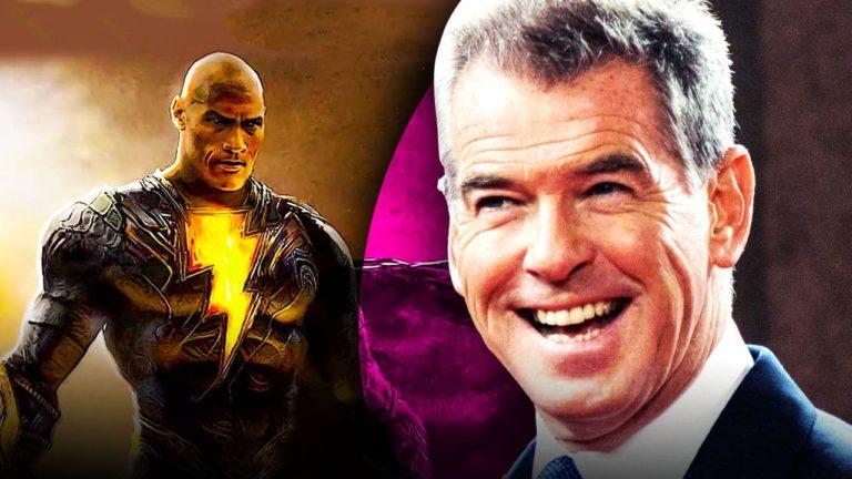 Pierce Brosnan dobio veliku ulogu u DC filmu 'Black Adam'