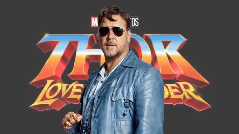 Russell Crowe će se pojaviti u 'Thor: Love and Thunder'