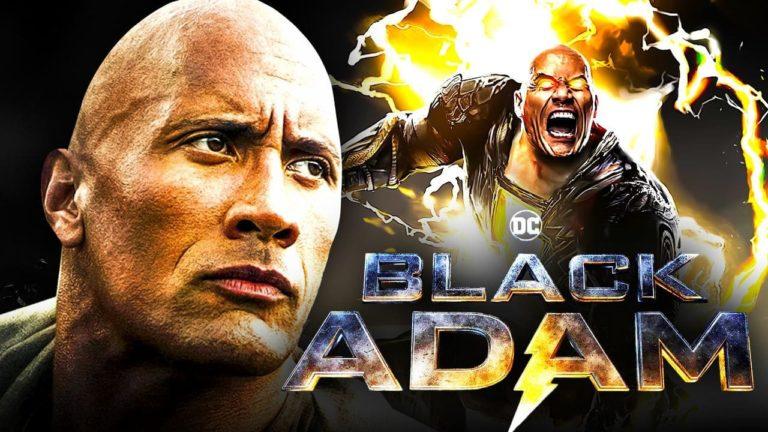 'Black Adam' dobio novi datum izlaska