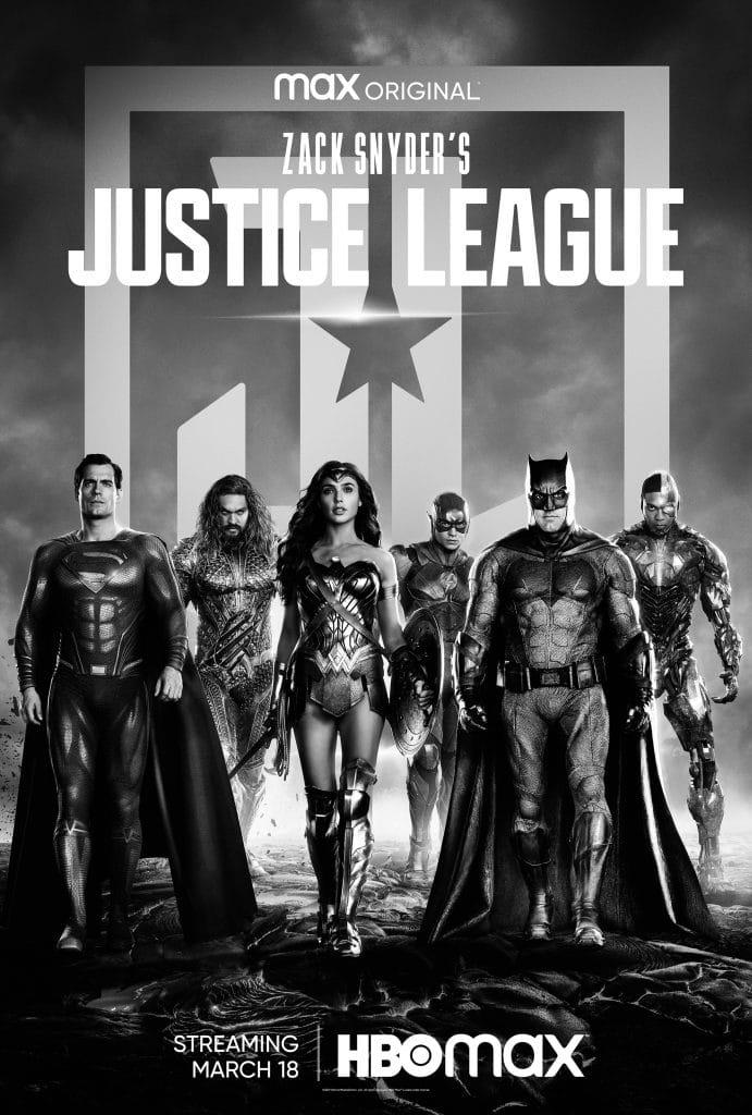 Zack Snyder's Justice League: Objavljena dva službena postera
