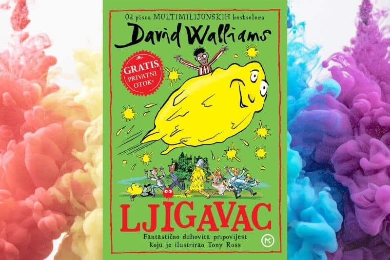 Nova duhovita avantura iz pera najčitanijeg pisca dječje književnosti